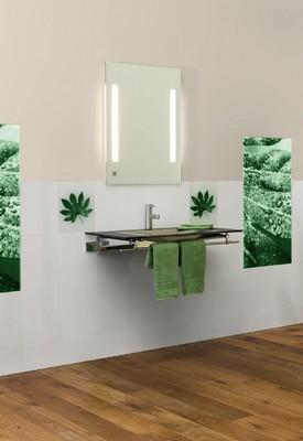 glast ren mit motiv nonnenmacher riegg. Black Bedroom Furniture Sets. Home Design Ideas
